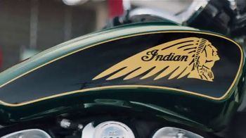 Indian Motorcycle TV Spot, 'Choose Wisely' - Thumbnail 1