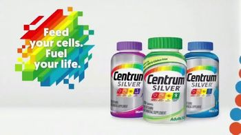 Centrum Silver TV Spot, 'Take Care of Your Cells' - Thumbnail 10