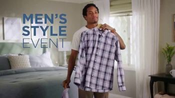 Kohl's Men's Style Event TV Spot, 'Save 40 to 50 Percent Off'