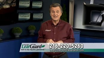 LeafGuard of Cleveland Winter Half Off Sale TV Spot, 'Final Days: 15 Years in a Row' - Thumbnail 4