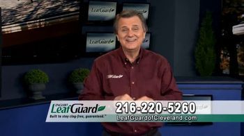 LeafGuard of Cleveland Winter Half Off Sale TV Spot, 'Final Days: Completely New System' - 3 commercial airings