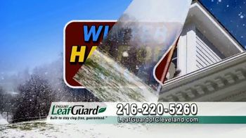 LeafGuard of Cleveland Winter Half Off Sale TV Spot, 'Final Days: Completely New System' - Thumbnail 6