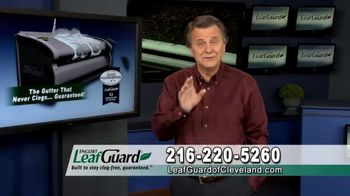 LeafGuard of Cleveland Winter Half Off Sale TV Spot, 'Final Days: Bare Tree Branches' - 56 commercial airings