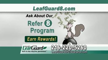 LeafGuard of Cleveland Winter Half Off Sale TV Spot, 'Final Days: Bare Tree Branches' - Thumbnail 8