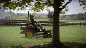 John Deere Z700 TV Spot, 'Guardians of the Grass' - Thumbnail 4
