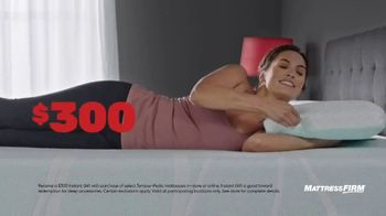 Mattress Firm TV Spot, '$300 Instant Gift' - Thumbnail 6
