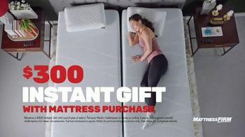Mattress Firm TV Spot, '$300 Instant Gift' - Thumbnail 8