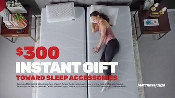 Mattress Firm TV Spot, '$300 Instant Gift' - Thumbnail 9