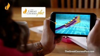 The Great Courses TV Spot, 'Building Skills on the Go'