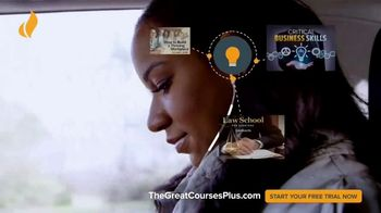 The Great Courses TV Spot, 'Building Skills on the Go' - Thumbnail 5