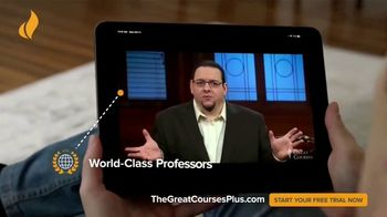 The Great Courses TV Spot, 'Building Skills on the Go' - Thumbnail 8
