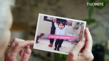 TouchNote TV Spot, 'First Steps: Grandma' - Thumbnail 7