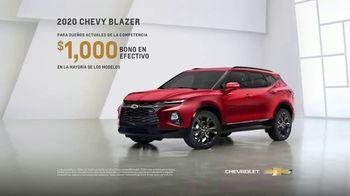 Chevrolet TV Spot, 'Familia de SUVs: razones' [Spanish] [T2] - Thumbnail 6