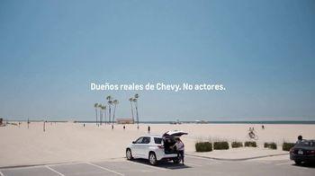 Chevrolet TV Spot, 'Familia de SUVs: razones' [Spanish] [T2] - Thumbnail 2