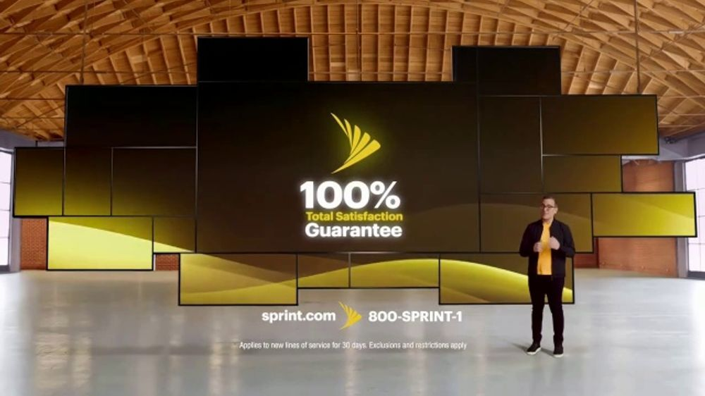 Sprint TV Commercial, 'Unlimited Plan and $300 Prepaid Mastercard'