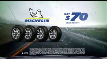 National Tire & Battery TV Spot, 'Rainy Drive: Free Installation, $70 Mail-In Rebate - Thumbnail 7