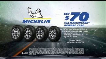 National Tire & Battery TV Spot, 'Rainy Drive: Free Installation, $70 Mail-In Rebate - Thumbnail 8