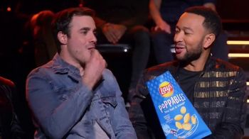 Lay's Poppables TV Spot, 'NBC: Favorite Voice Coach' Featuring John Legend - Thumbnail 6
