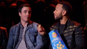 Lay's Poppables TV Spot, 'NBC: Favorite Voice Coach' Featuring John Legend - Thumbnail 7