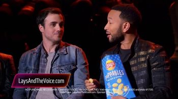 Lay's Poppables TV Spot, 'NBC: Favorite Voice Coach' Featuring John Legend - Thumbnail 9