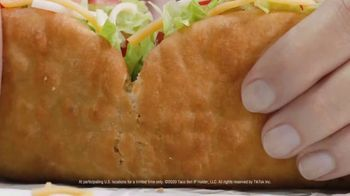 Taco Bell Triplelupa TV Spot, 'TikTok Dad: Reinvention' Song by K Camp - Thumbnail 8