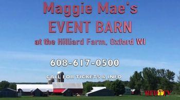 Maggie Mae's Event Barn TV Spot, 'Barn Dance Dinner Shows'