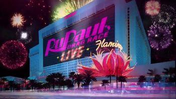 RuPaul's Drag Race Live! TV Spot, '2020 Las Vegas: Flamingo' - 6 commercial airings