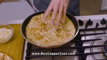 Gotham Steel Copper Cast Pan TV Spot, 'Lighter Than Cast Iron' - Thumbnail 7