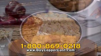 Gotham Steel Copper Cast Pan TV Spot, 'Lighter Than Cast Iron' - Thumbnail 8