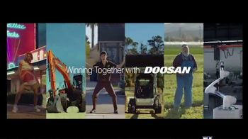 Doosan Group TV Spot, 'Delight Your Tomorrow' Song by Krissie & Karl Karlsson - Thumbnail 10