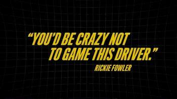 Cobra Golf Speedzone Xtreme TV Spot, 'Fast, Long & Forgiving' Featuring Rickie Fowler - Thumbnail 2