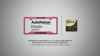 AutoNation Dream Garage Spring Event TV Spot, 'Go Time: 2020 Civic LX' - Thumbnail 7