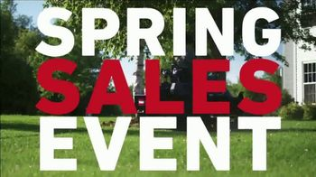 Toro Spring Sales Event TV Spot, 'It's Time'