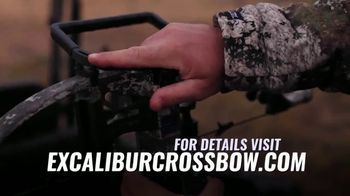 Excalibur Crossbow Spring Into Excalibur TV Spot, 'Up to $150 in Free Apparel & Gear' - Thumbnail 9