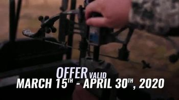 Excalibur Crossbow Spring Into Excalibur TV Spot, 'Up to $150 in Free Apparel & Gear' - Thumbnail 8
