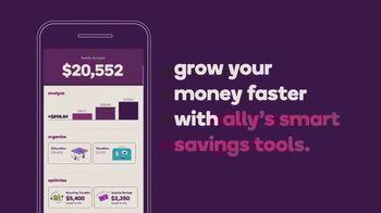 Ally Bank TV Spot, 'Smart Savings Tools: Lazy Money' - Thumbnail 4