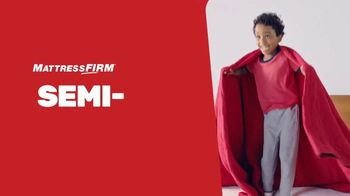 Mattress Firm Semi-Annual Sale TV Spot, 'Save Up to $400: Free Adjustable Base' - Thumbnail 7