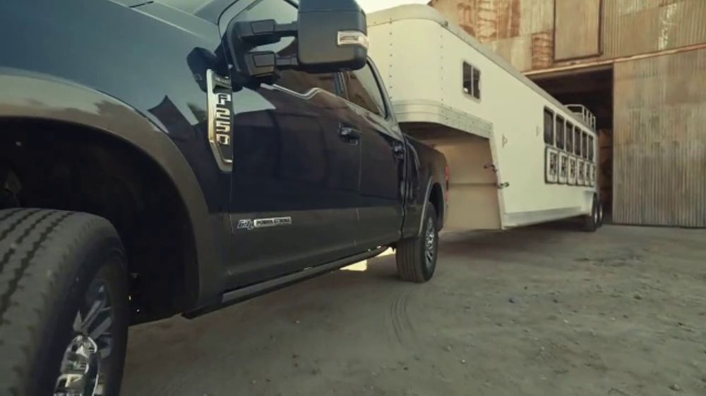 2020 Ford F-Series TV Commercial, 'There Are Trucks: Super Duty' [T1]