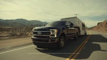 2020 Ford F-Series TV Spot, 'There Are Trucks: Super Duty' [T1] - Thumbnail 3
