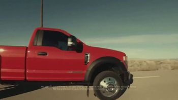2020 Ford F-Series TV Spot, 'There Are Trucks: Super Duty' [T1] - Thumbnail 5