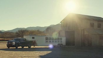 2020 Ford F-Series TV Spot, 'There Are Trucks: Super Duty' [T1] - Thumbnail 6