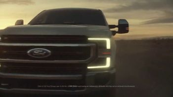 2020 Ford F-Series TV Spot, 'There Are Trucks: Super Duty' [T1] - Thumbnail 9