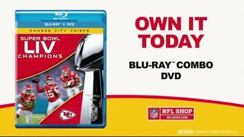 NFL Shop TV Spot, 'Super Bowl LIV Champions: Kansas City Chiefs' - Thumbnail 10