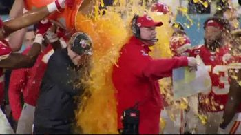 NFL Shop TV Spot, 'Super Bowl LIV Champions: Kansas City Chiefs' - Thumbnail 8