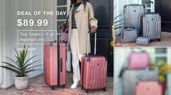 Macy's One Day Sale TV Spot, 'Comforters, Cookware & Luggage' - Thumbnail 5