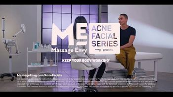 Massage Envy Acne Facial Series TV Spot, 'Self-Conscious' - Thumbnail 10