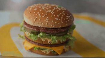 McDonald's Big Mac TV Spot, 'Fans' - Thumbnail 1