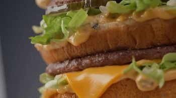 McDonald's Big Mac TV Spot, 'Fans' - Thumbnail 6