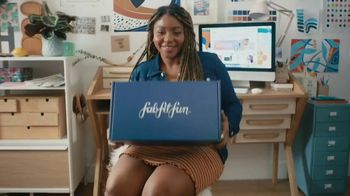 FabFitFun TV Spot, 'Discover a New Obsession: $10 Off'
