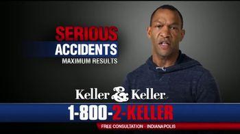 Keller & Keller TV Spot, 'Injured: You Deserve More'